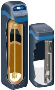 EcoWater Softener Cutaway