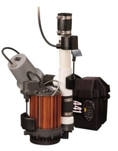 sump pump, Liberty PC-Series