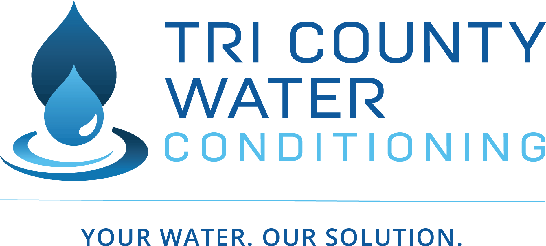 Tri County Water Conditioning Logo