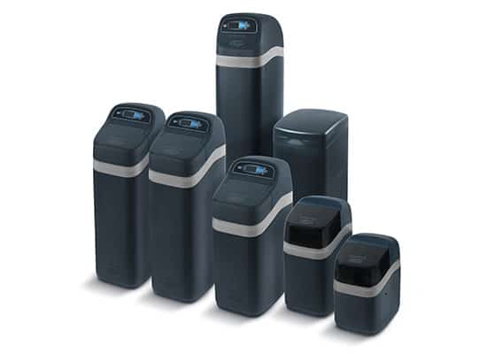 EcoWater softeners various sizes