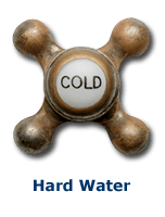 hard water fixed with ecowater water softeners