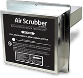 air scrubber, aerus, air purifier, clean air