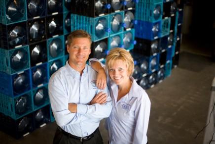 Jon & Renee Hangte Tri-County Water Conditioning