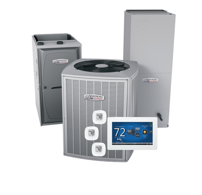 Armstrong Heating and Air Conditioning through Tri County Water